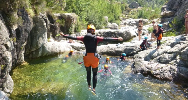 Découvrir le Canyoning