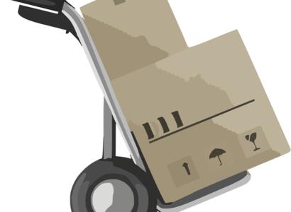 Comment soulever correctement une boîte lors d'un déménagement