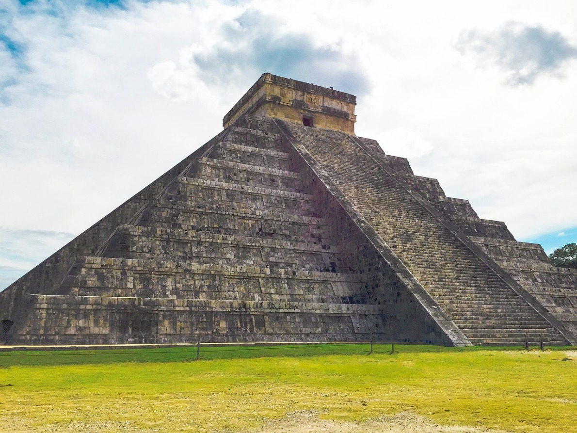 Sites archéologiques au Yucatan