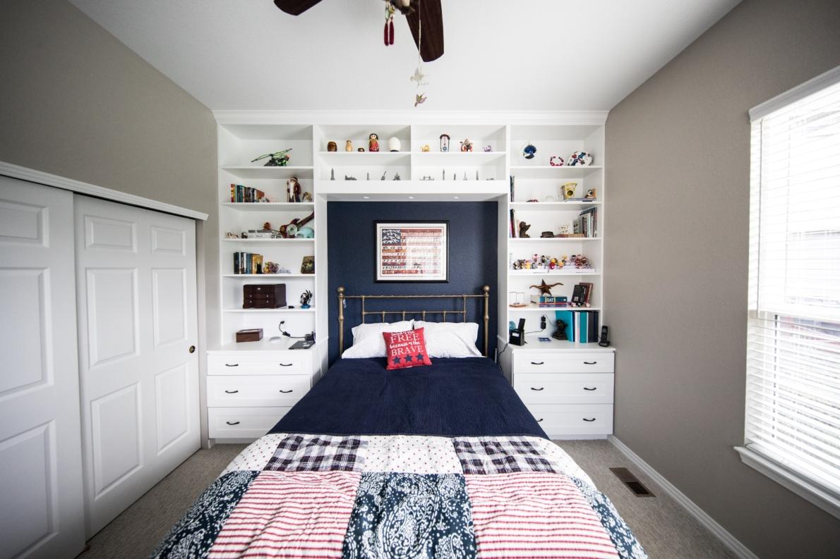 Deco Petite Chambre Enfant idées d'aménagement et décoration pour une petite chambre à