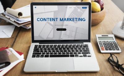 Campagne marketing de contenu