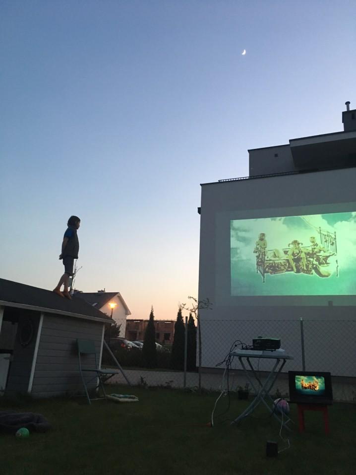 cinema jardin