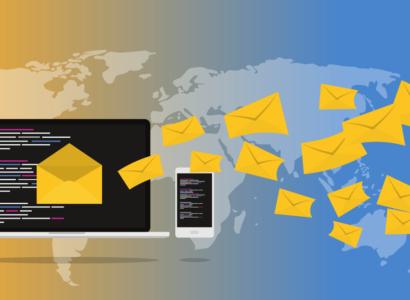 courriers à envoyer
