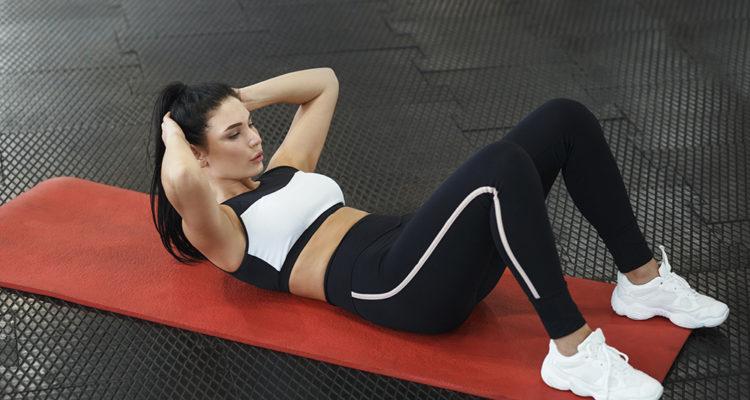détente après le sport