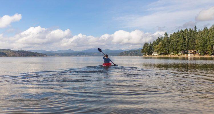 débuter le kayak