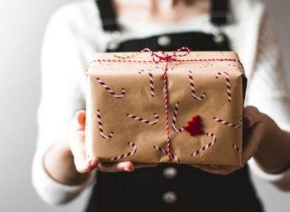 Emballer des cadeaux sans papier
