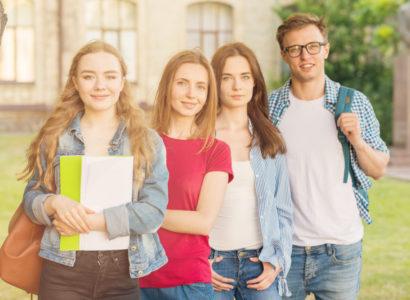 étudiants en alternance