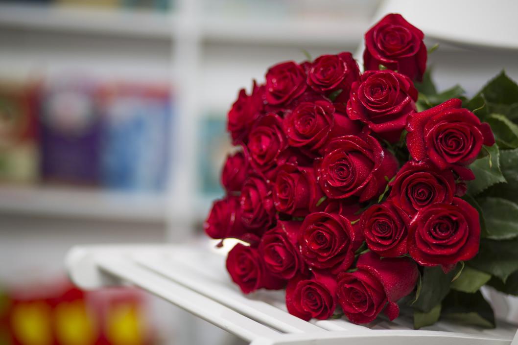 fleurs et amour