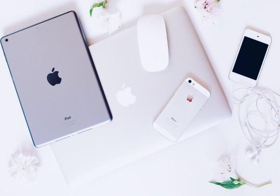 iPad marque Apple