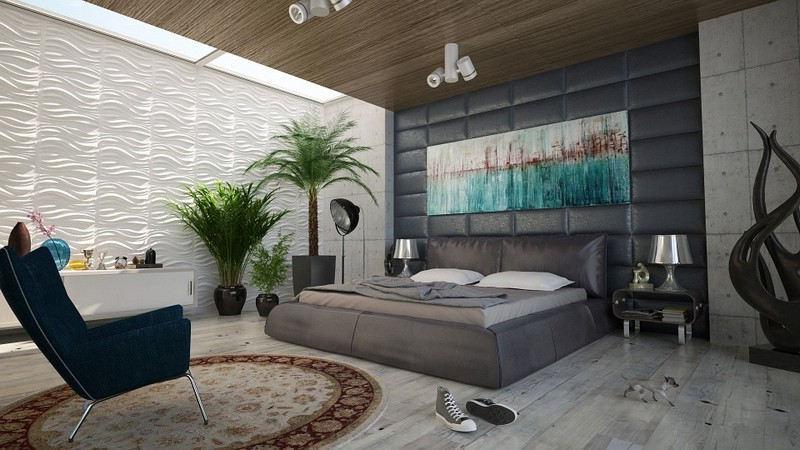 Idées d'aménagement d'une petite chambre
