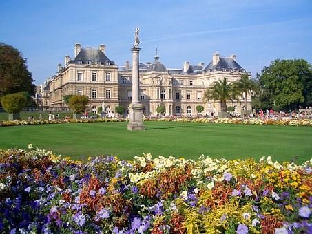 Jardins parisien