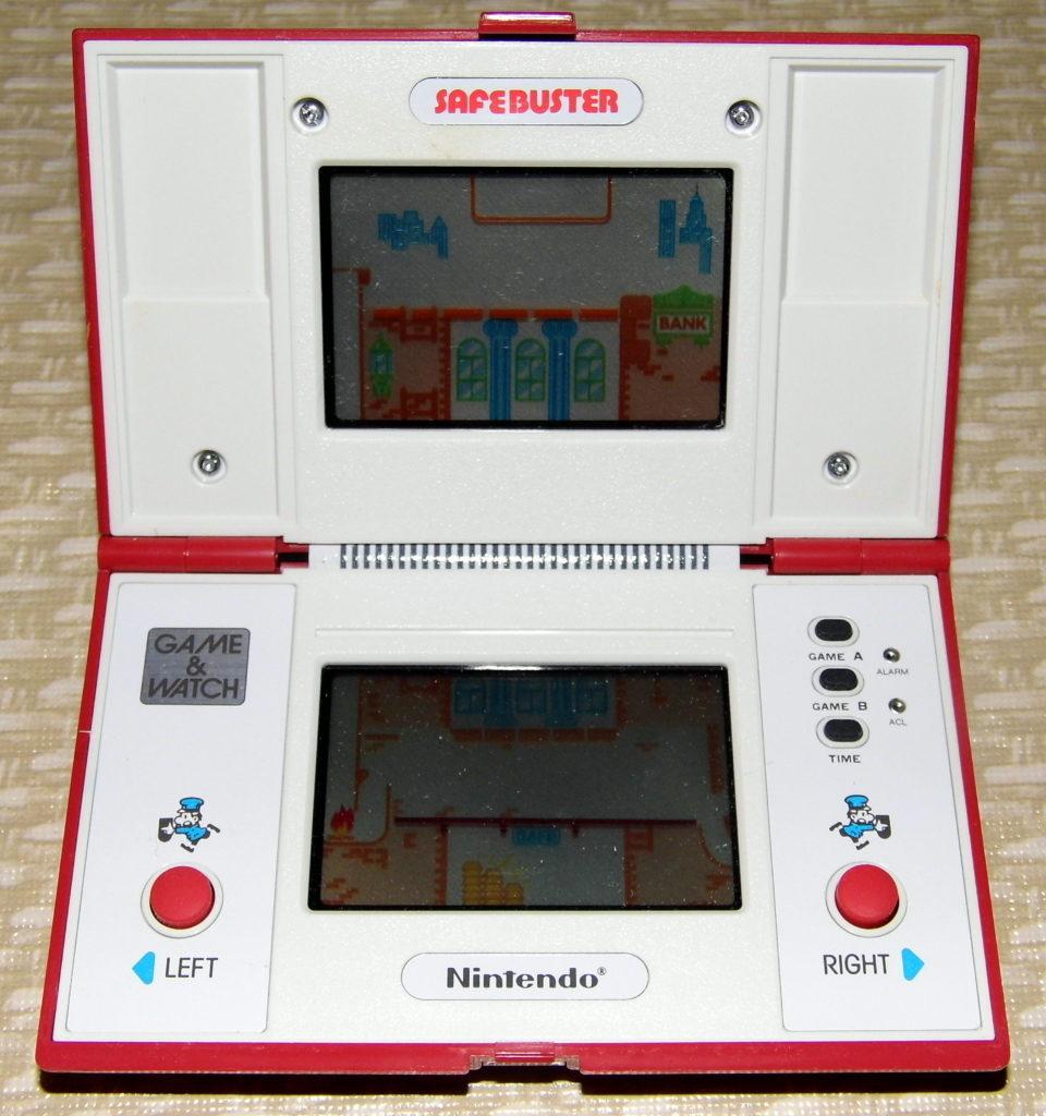 jeu retro gaming