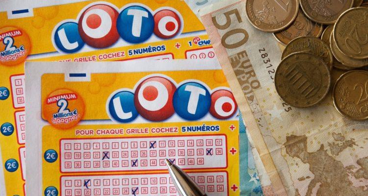 joueur de loterie