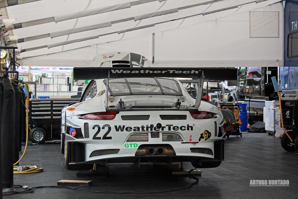mécanique Porsche