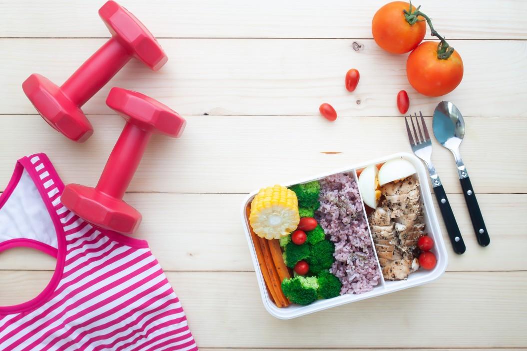 marché nutrition sportive