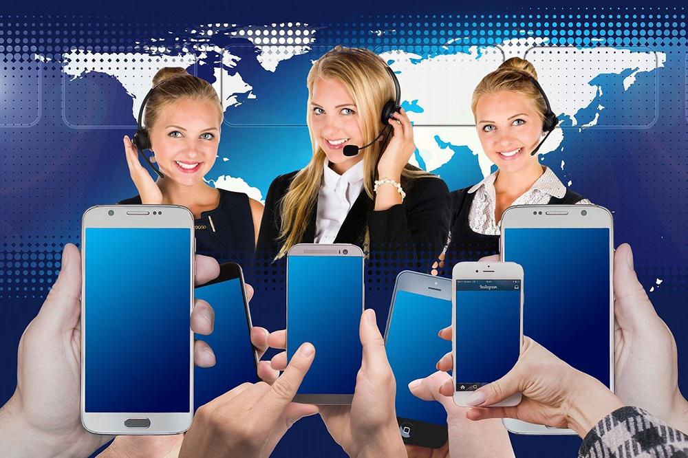 messagerie téléphone