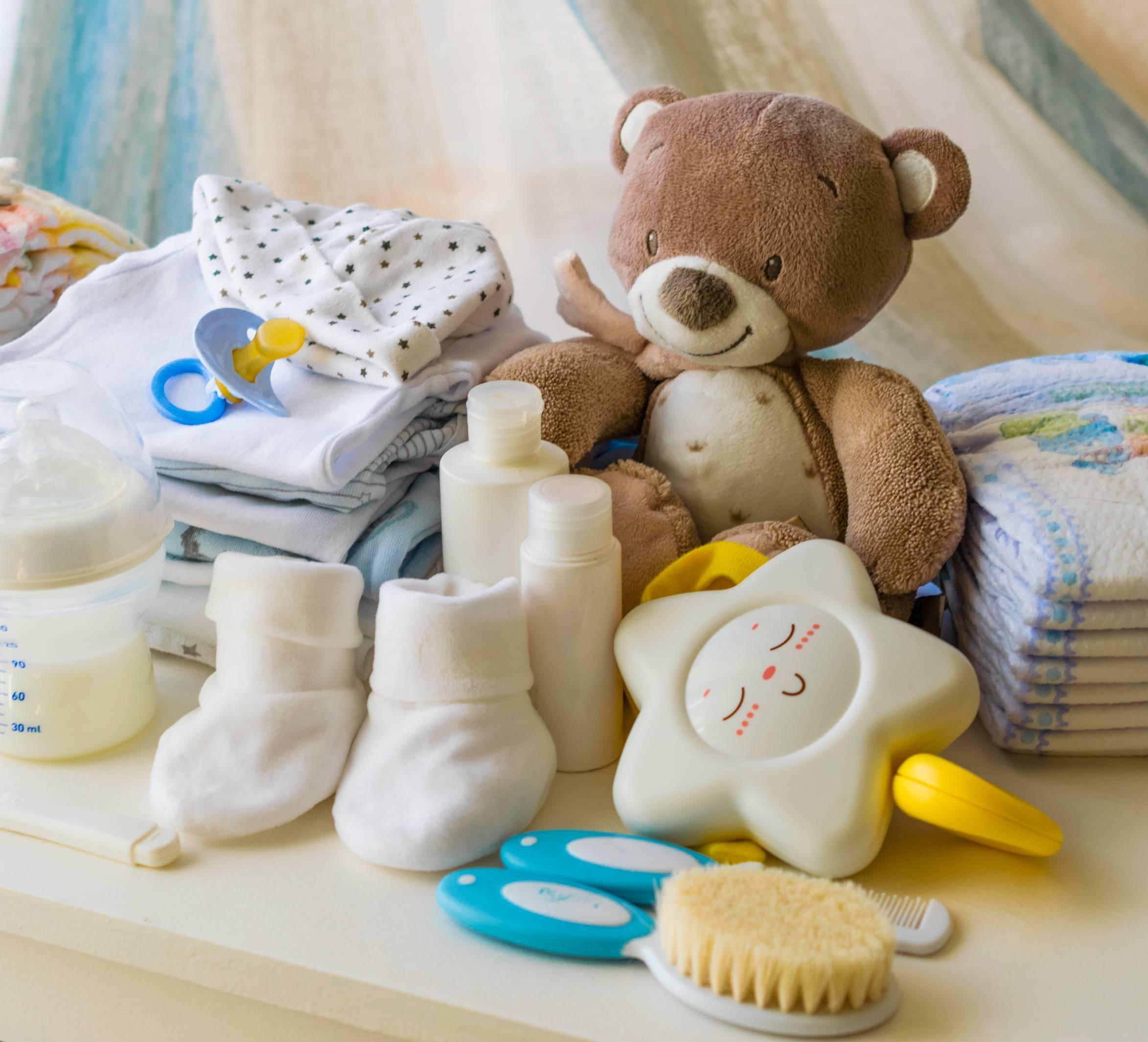 accessoires bébé liste de naissance