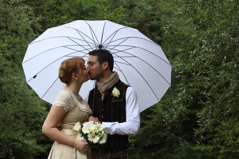 ombrelle de mariage