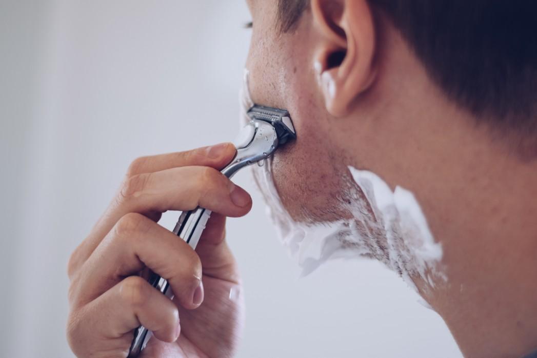 prévenir feu de rasoir