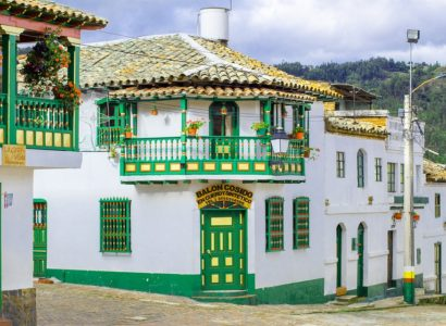 programme voyage en Colombie