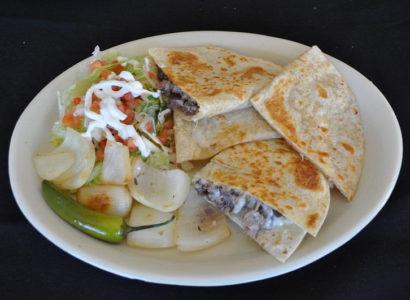 Recette de quesadillas mexicaines