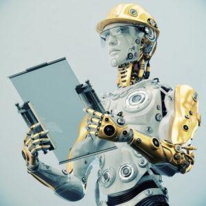 Robot industriel et travail