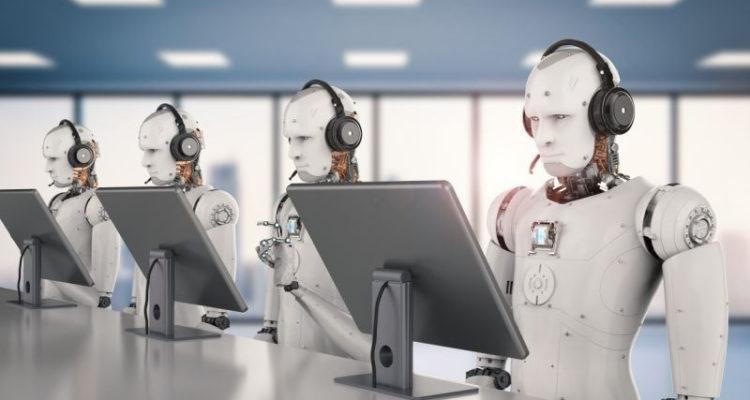 Les robots et la productivité