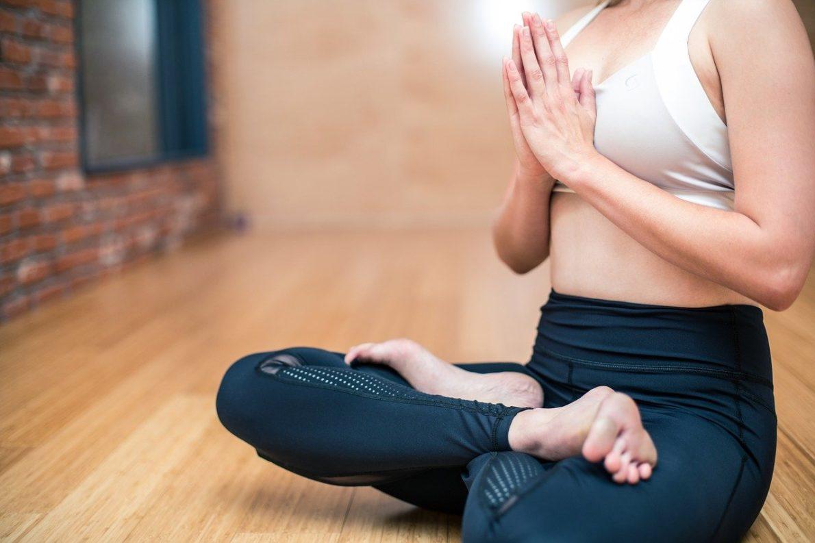 sac de yoga stylé