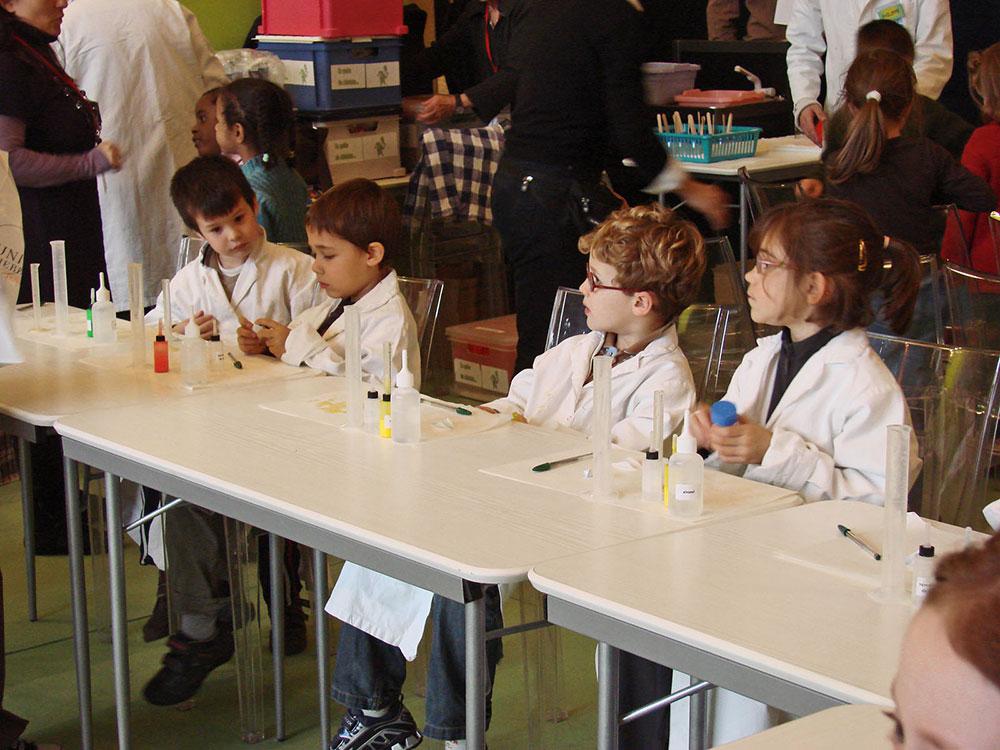 sciences pour les enfants