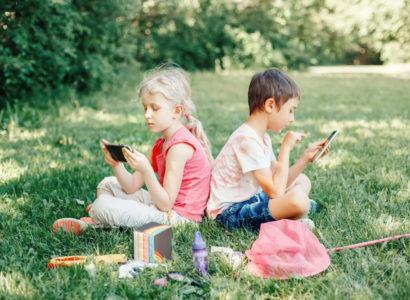 smartphone enfants