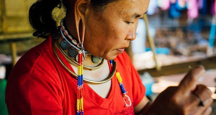 thai tribal crafts thailande commerce equitable