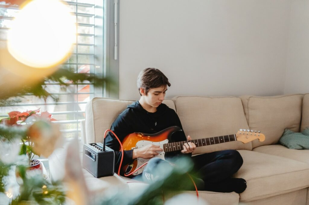 vertus ampli guitare Spark
