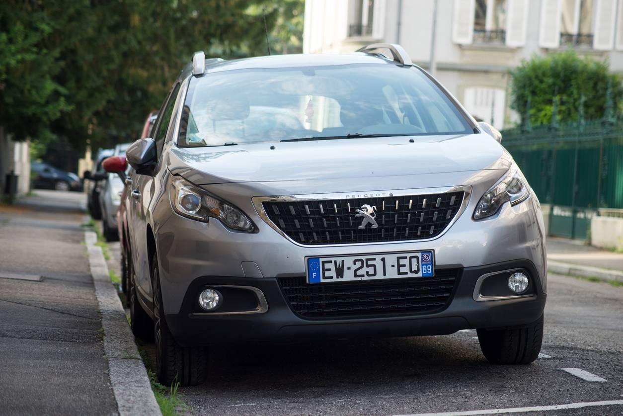 Véhicule Peugeot