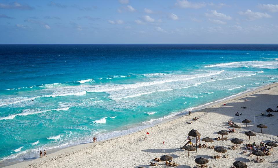 plages Mexique Cancun